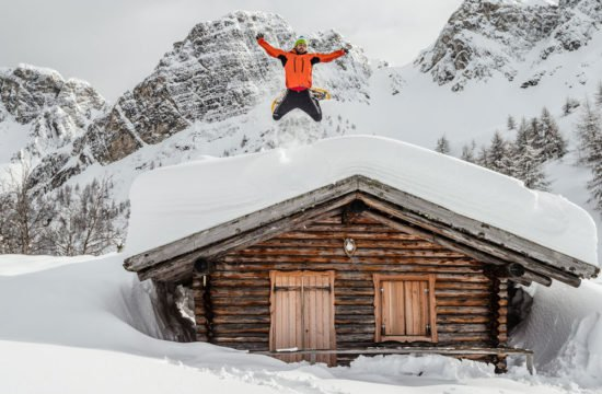 Schneeschuhwandern Wipptal