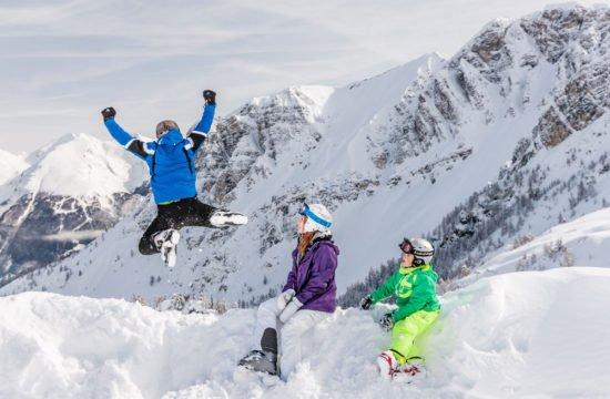 Skiurlaub Wipptal